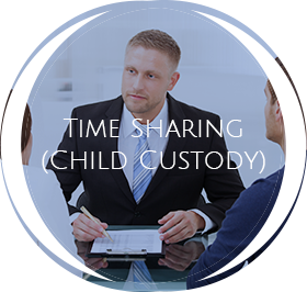 time Sharing Child Custody Link